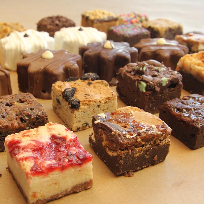 Baby Brownies Thirty Pack