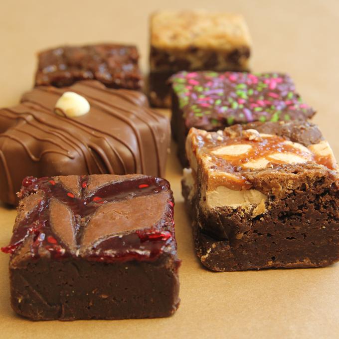 Baby Brownies Half a Dozen Pack