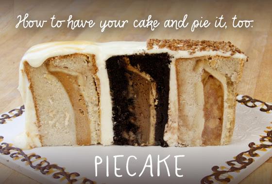 Pumpeapple Piecake
