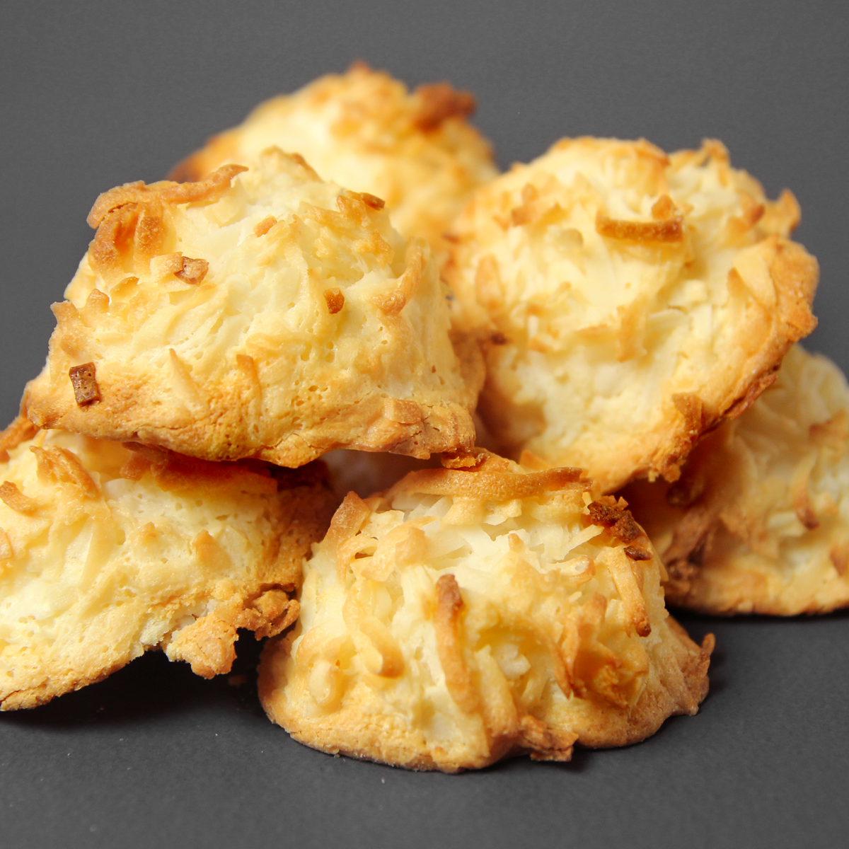 CT Cookie Company Coconut Macaroons