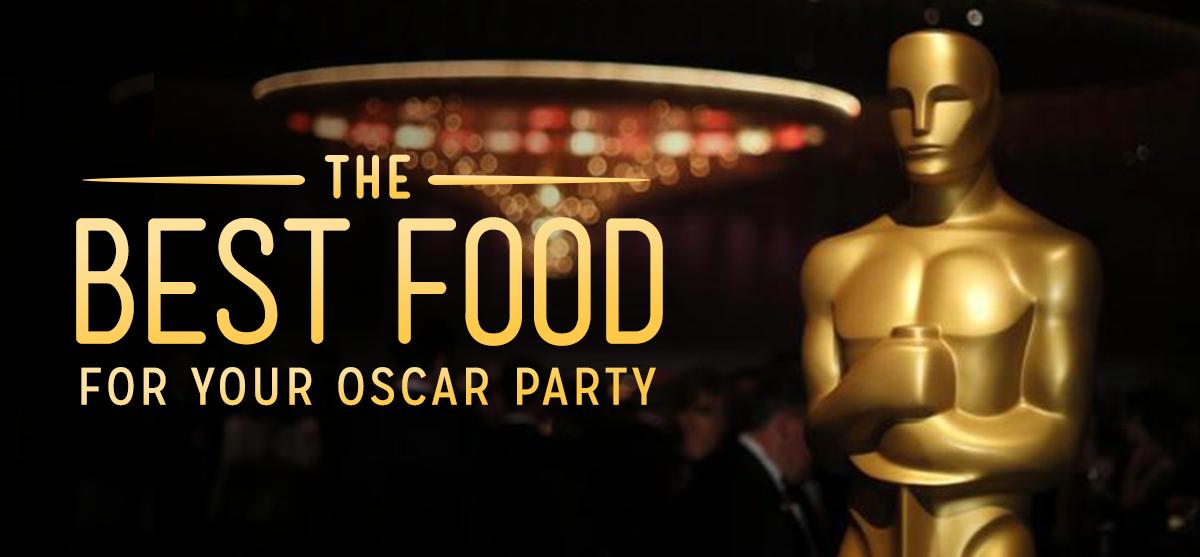 Oscars Party Food