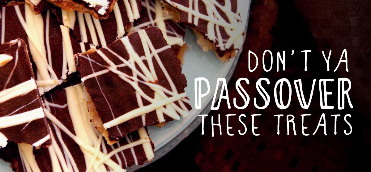 Passover Treats