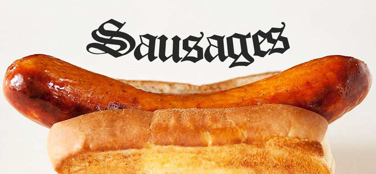 The Nation's Best Sausages
