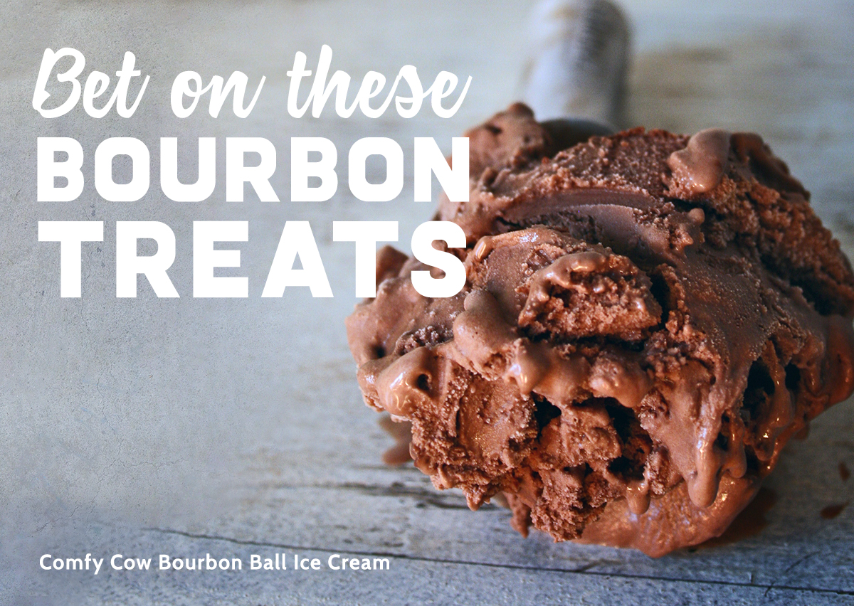 Kentucky Bourbon-Filled Treats