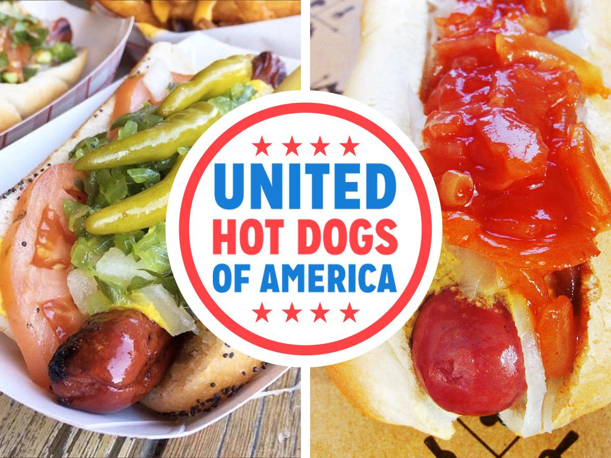 The Best Regional Hot Dogs in America