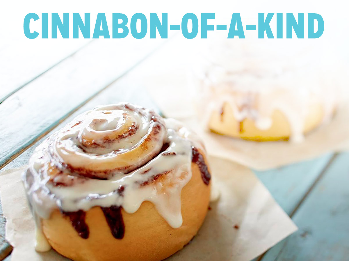 Cinnabon Shipping Directly to Your Door!