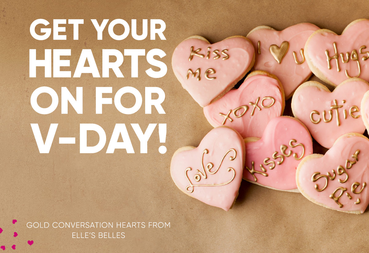 Heart-Shaped Valentine's Day Gifts
