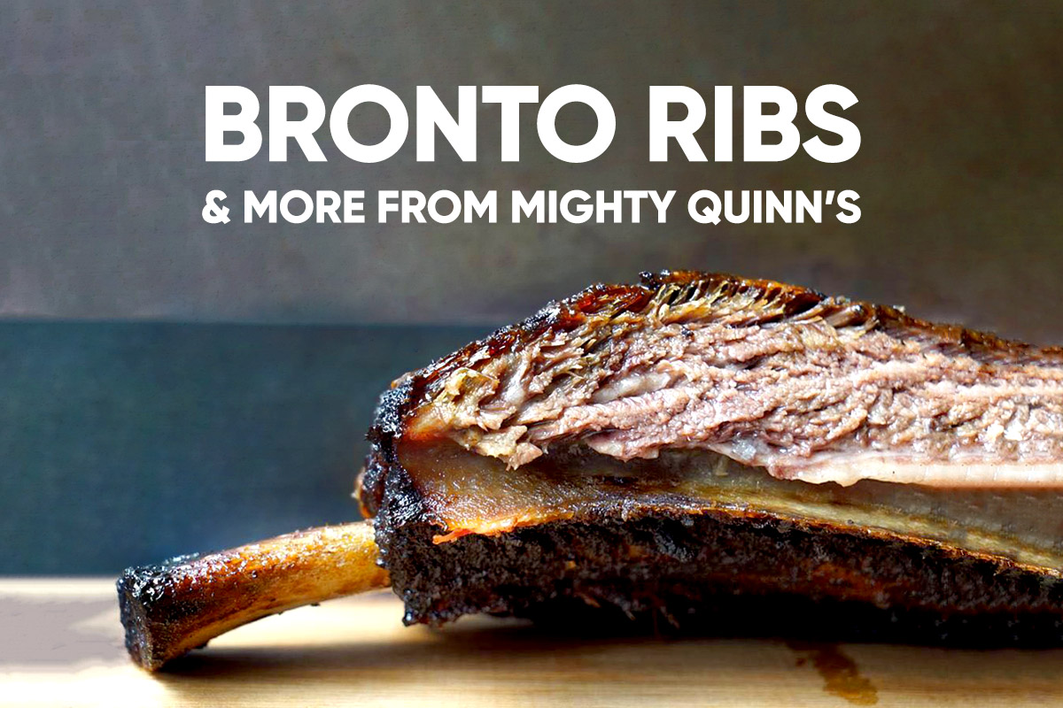 Mighty Quinn's Barbeque Shipping Nationwide