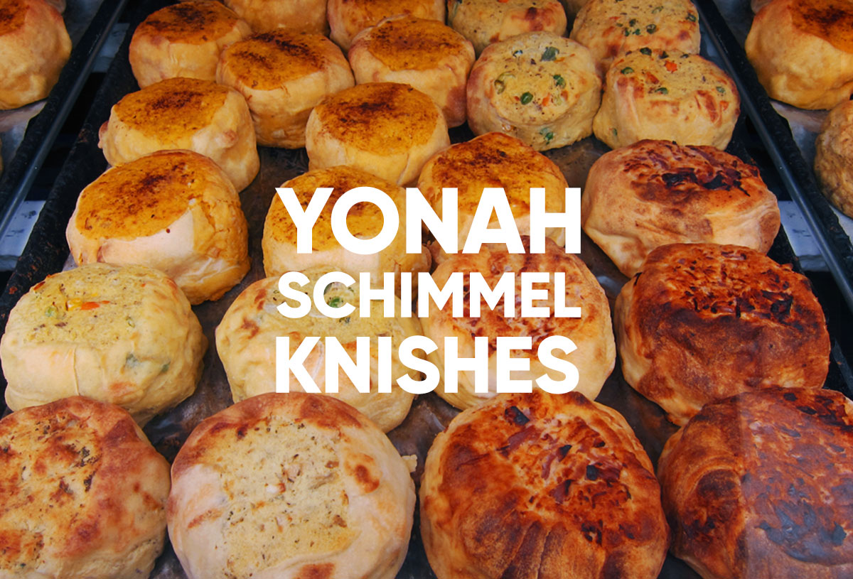 Yonah Schimmel Shipping Nationwide