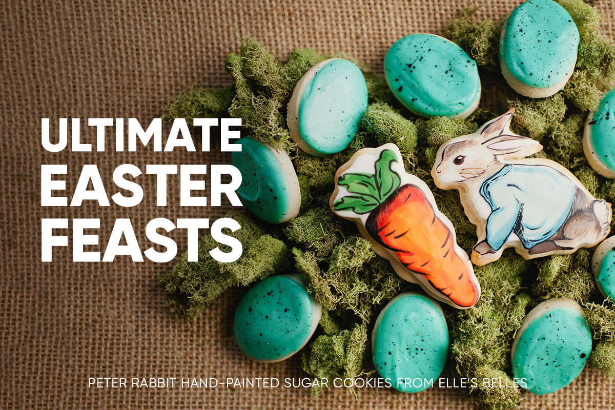 Easter Feasts Shipped Nationwide