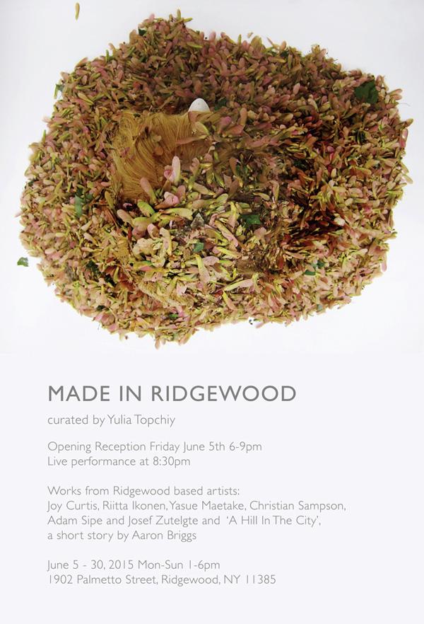Ridgewood open riitta ikonen