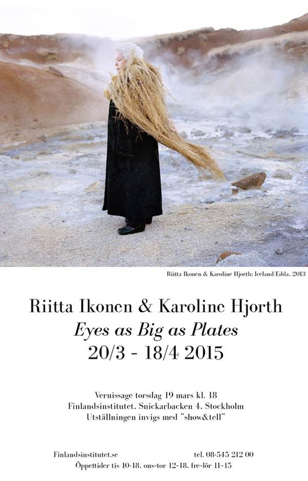 Riitta Ikonen Karoline Hjorth Stockholm Invite