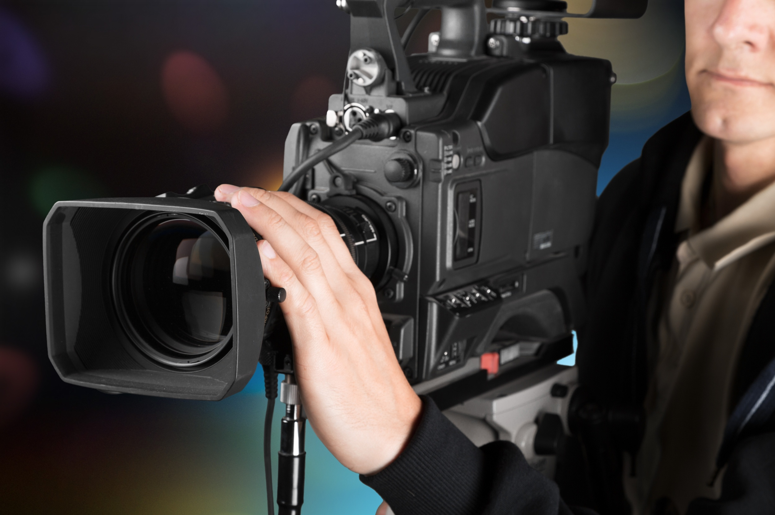 Film Crew, Industry, Video.