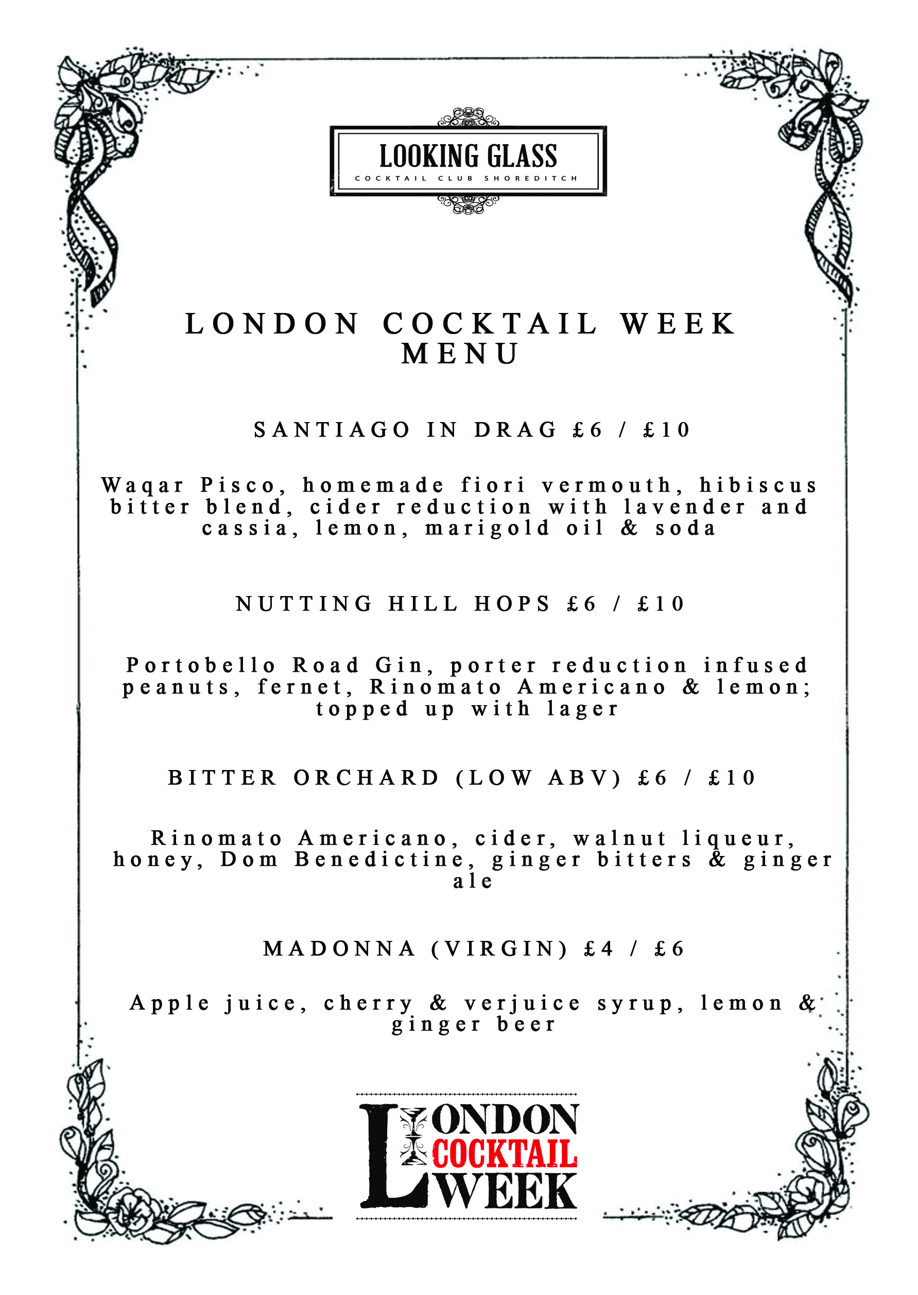 London Cocktail Week Menu Looking Glass 2018.jpg