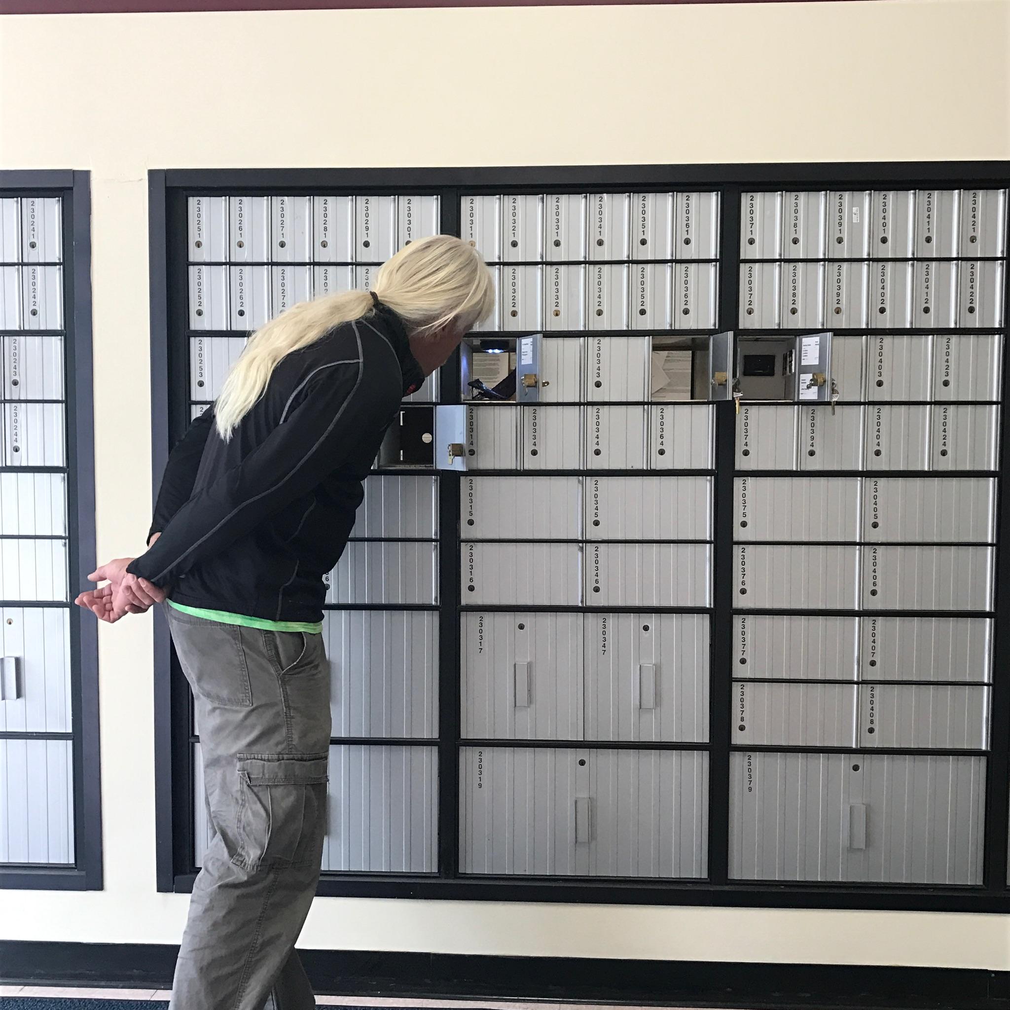PO (Art)Box Visitor