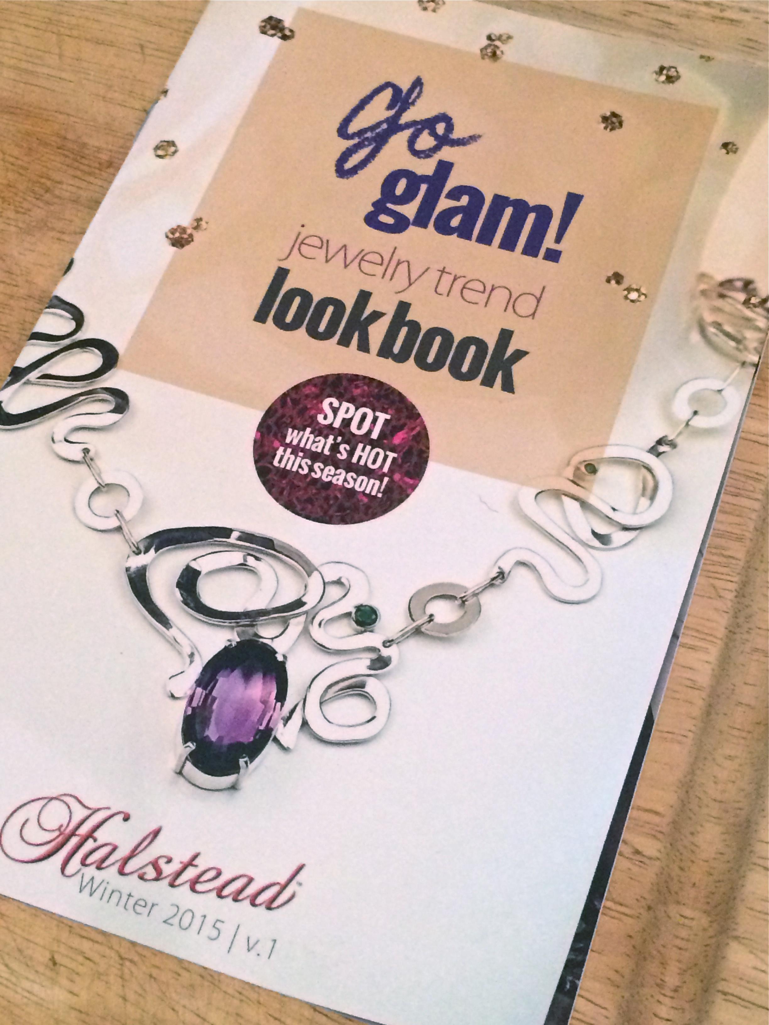 Halstead JewelryTrend Winter 2015 Lookbook