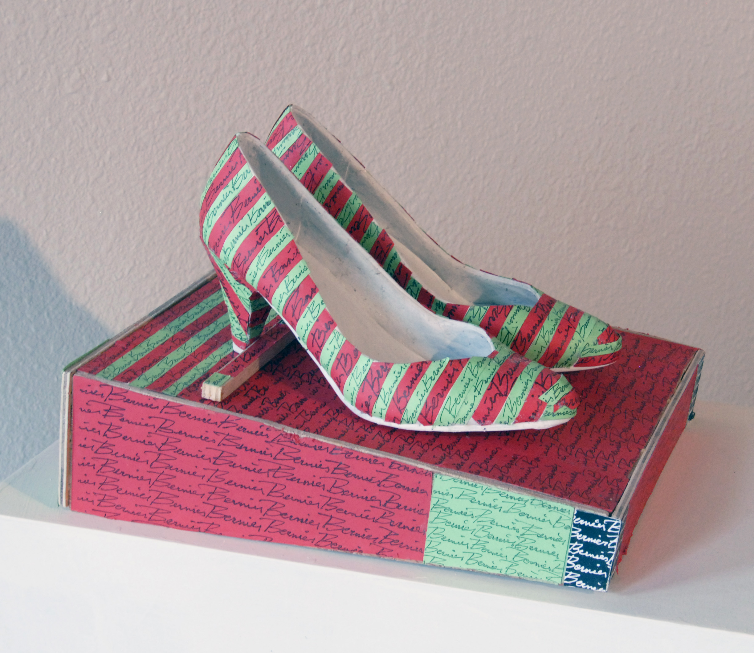 """""""Shoes""""  12"""" x 10""""  (Different Styles Available)"""