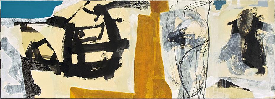 Ben Strawn  Three Colors Kanji