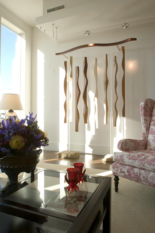 Interiors: Styleworks LLC. . Photography: Cheryl Unger