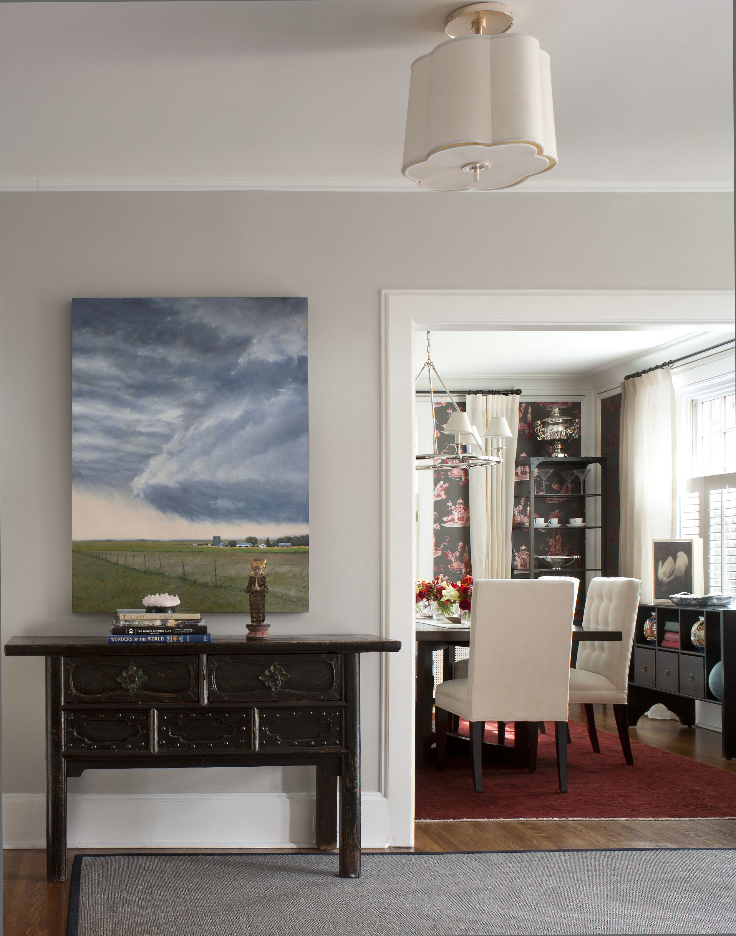 Interiors: O Interior Design Inc . Photography: Emily Minton Redfield