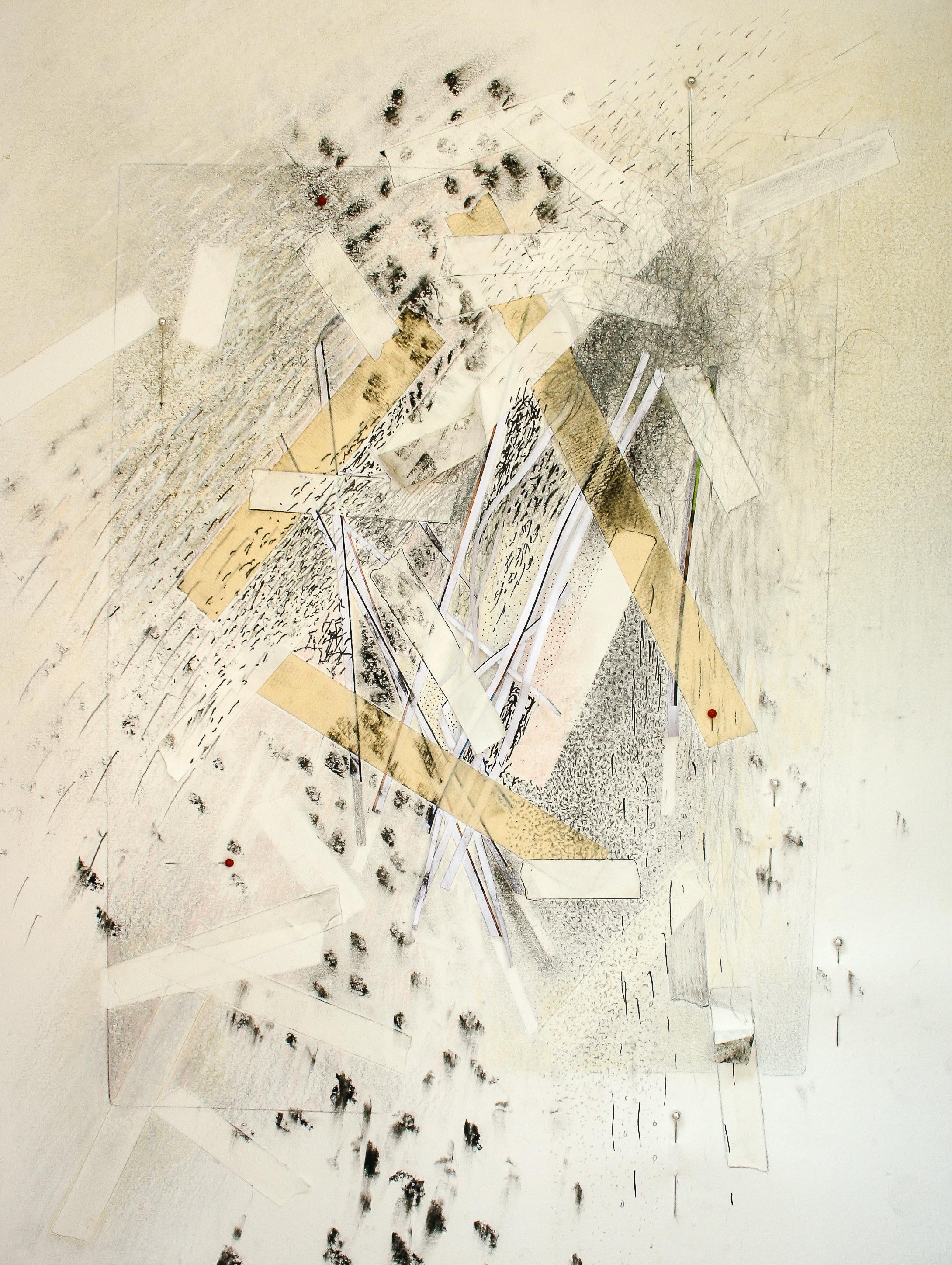 Winters Passage (2013)  mixed media