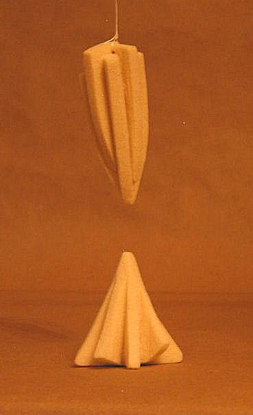 Pendulum maquette