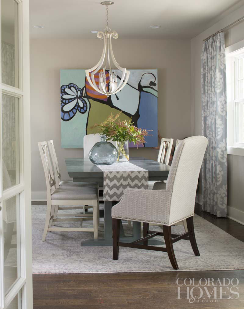 Publication: Colorado Homes & Lifestyles . Interiors: Armijo Design Group . Photographer: Emily Minton Redfield