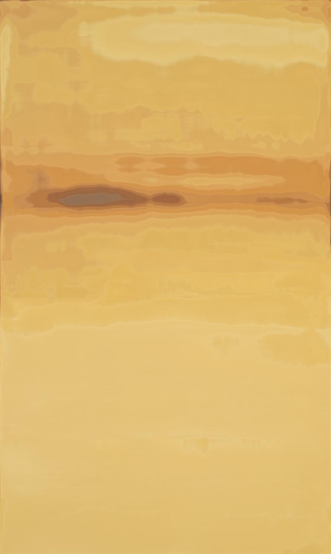 """Chris Richter  """"Saffron""""  30 x 18  oil on panel"""