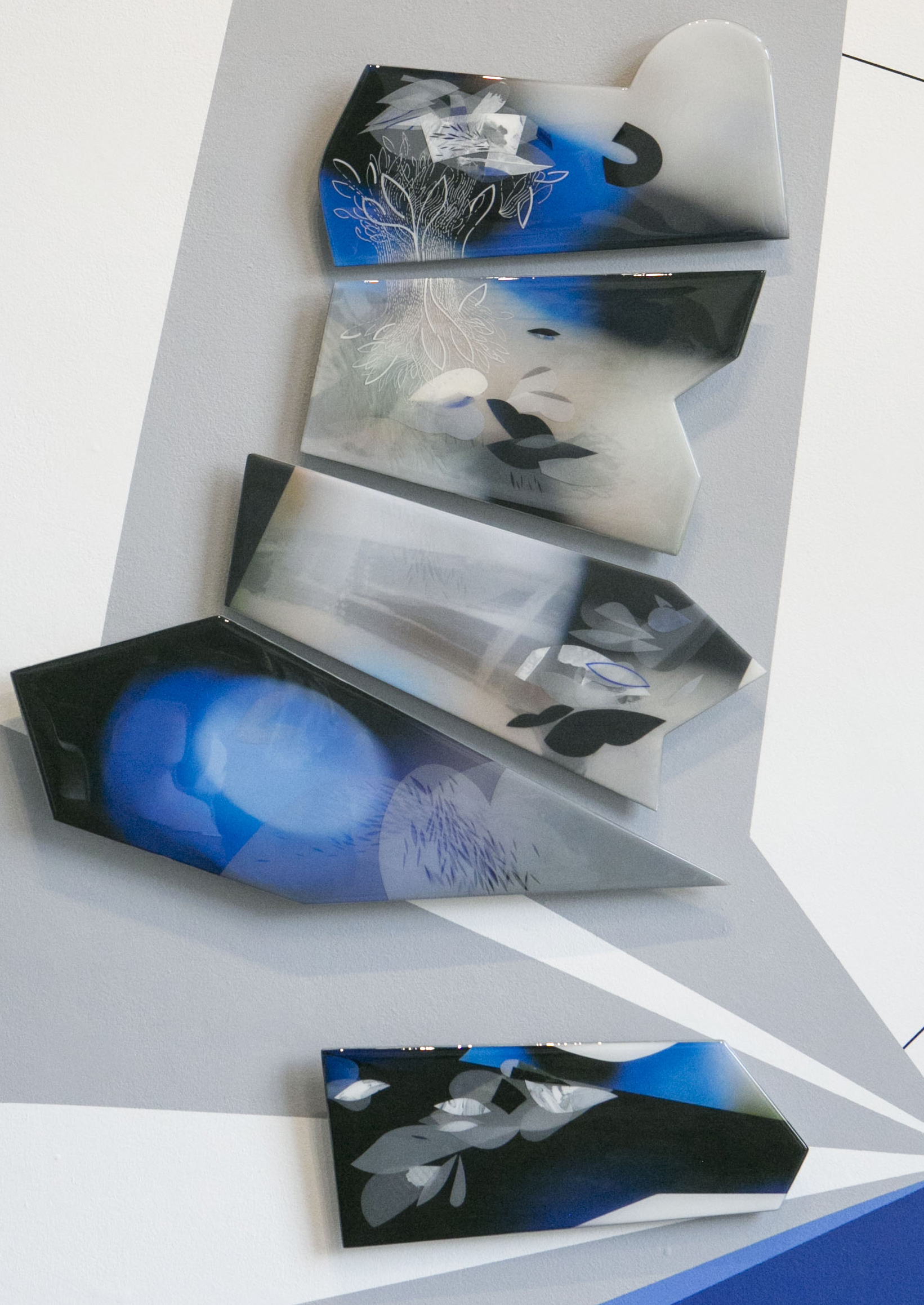From top to bottom:  1.1   25x14.5 1.2   sold 1.3   19x12 1.4   16x6 1.5   21x8.5  mixed media photography in resin