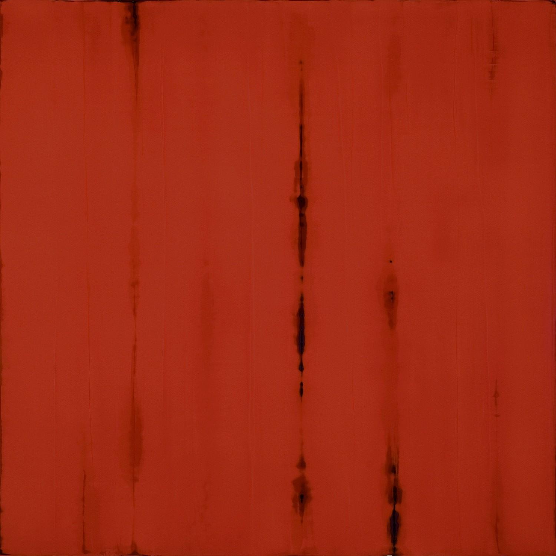"""Chris Richter  """"Reveal 365""""  30x30  Oil on panel"""