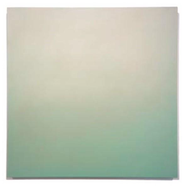 Lindsy Halleckson  Silent Search 79  acrylic on canvas  30x30