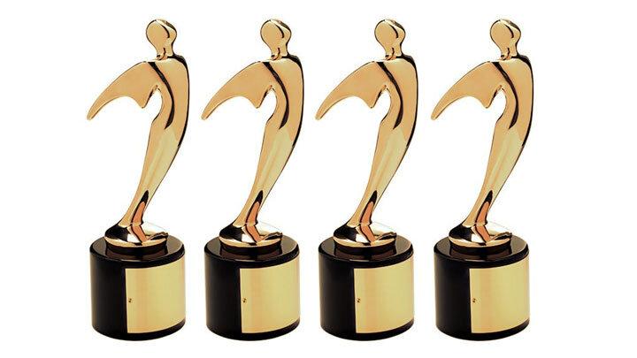Winner of 4 Telly Awards