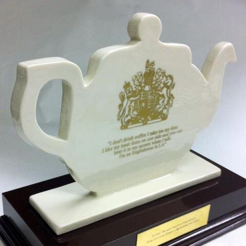 Winner of the Teapot Award for Outstanding Theatre
