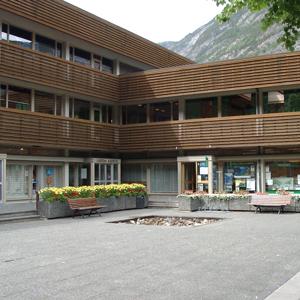 Lærdal kommune er den største arbeidsgjevaren.