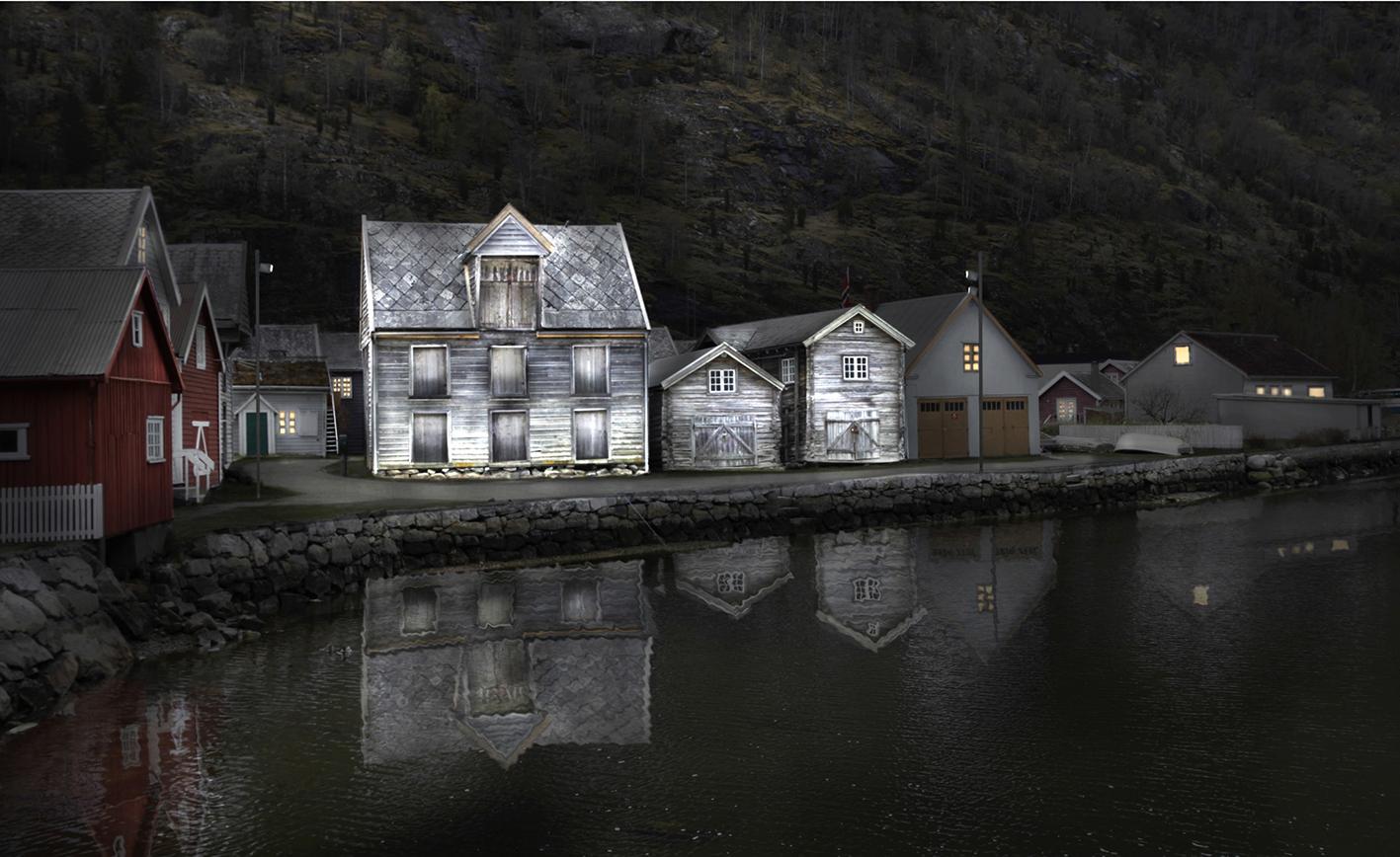 Gamle Lærdalsøyri