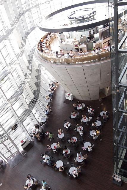 Kisho Kurokawa,The National Art Center, Tokyo, Japan