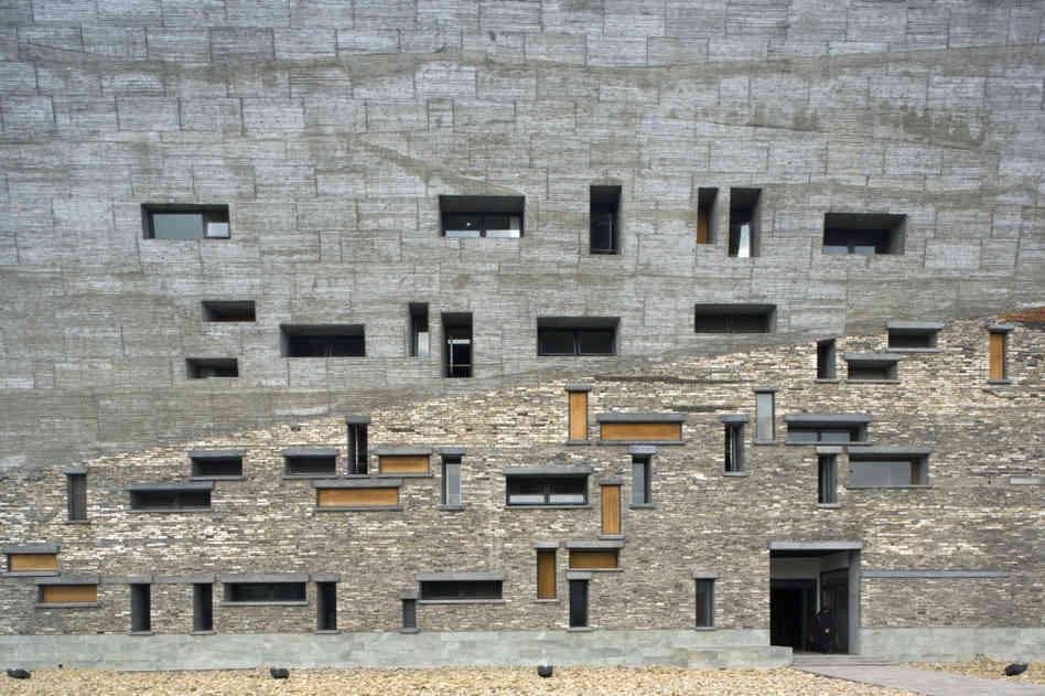 Wang Shu, Ningbo Museum of History