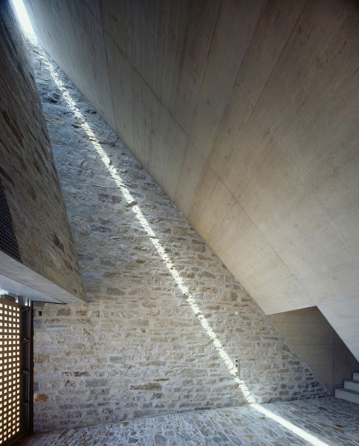 Wespi de Meuron, Brione House