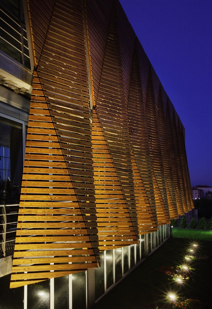 Tago Architects Office Building In Istanbul