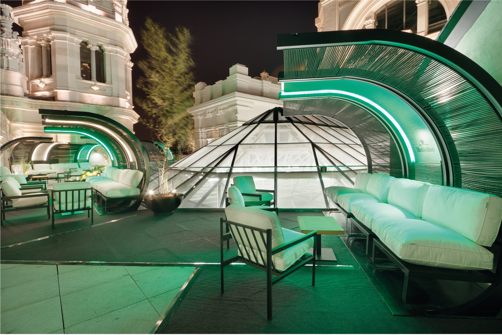 Palacio Cibeles Terraza Labmatic Estudio De Diseño