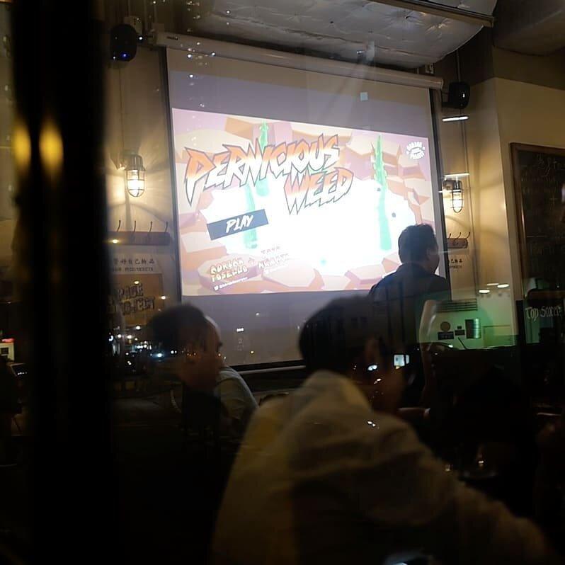 Pernicious weed, garage project hong kong tour - 2019