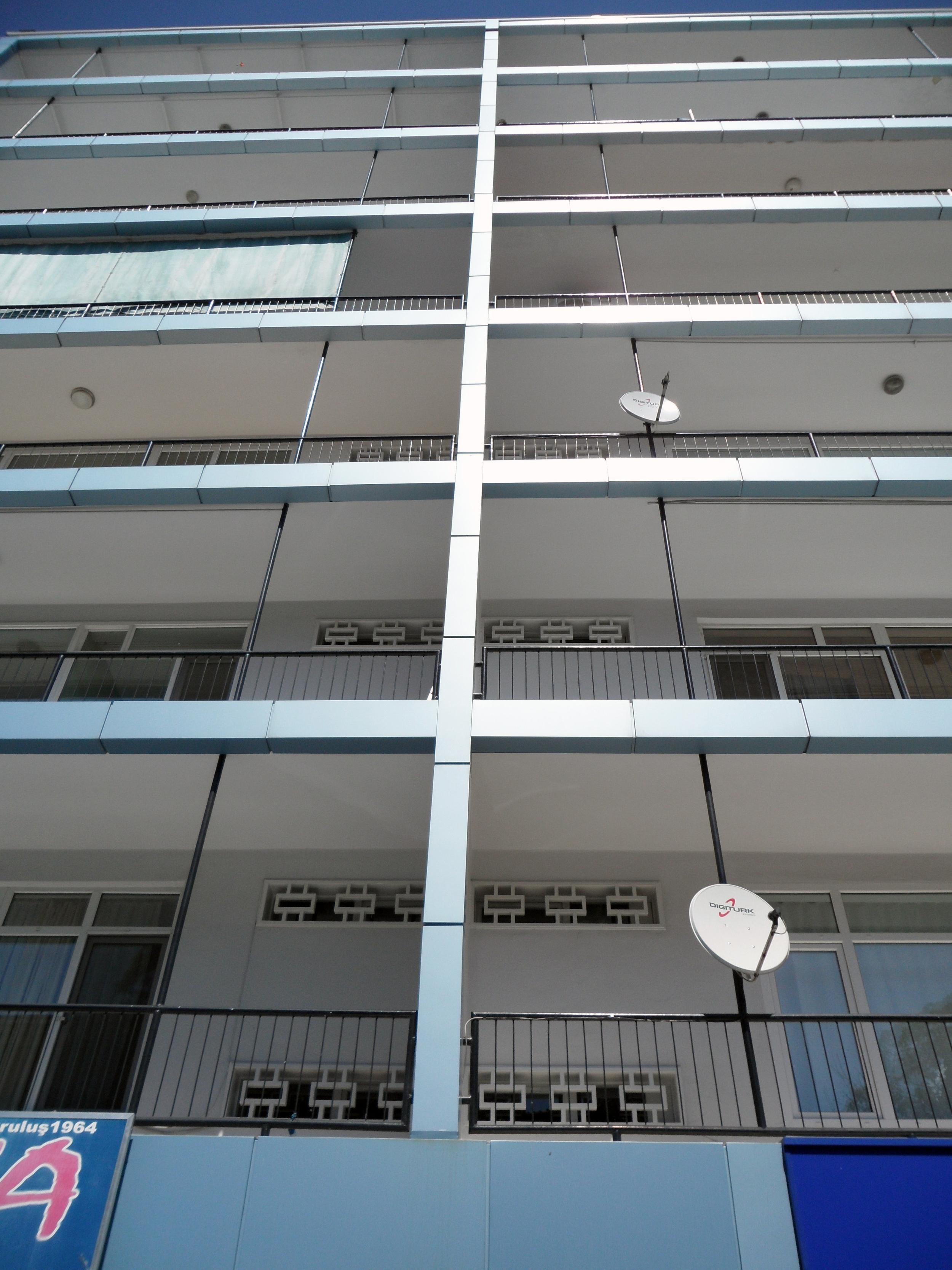 Balkon Detayı
