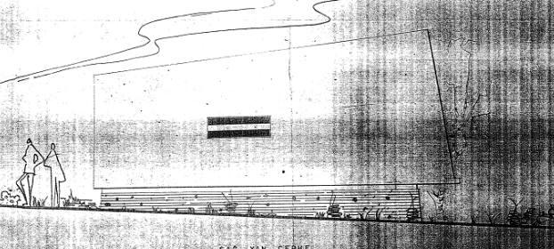 Resim 3: Tek katlı C tipi konutun yan görünüşü