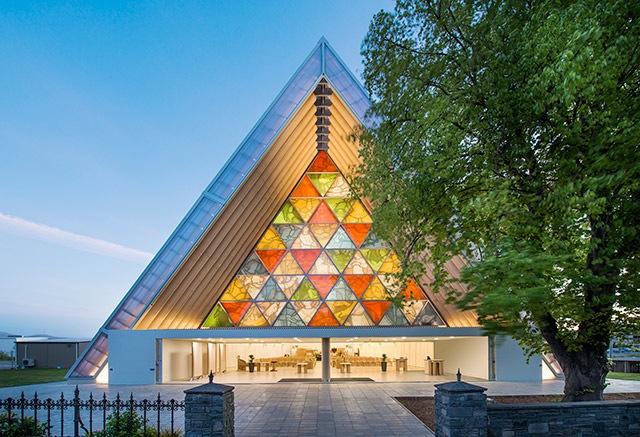 Tamedia Binası  ,  Zürih,İsviçre,2013    Fotoğraf:  Shigeru Ban Mimarlık Avrupa