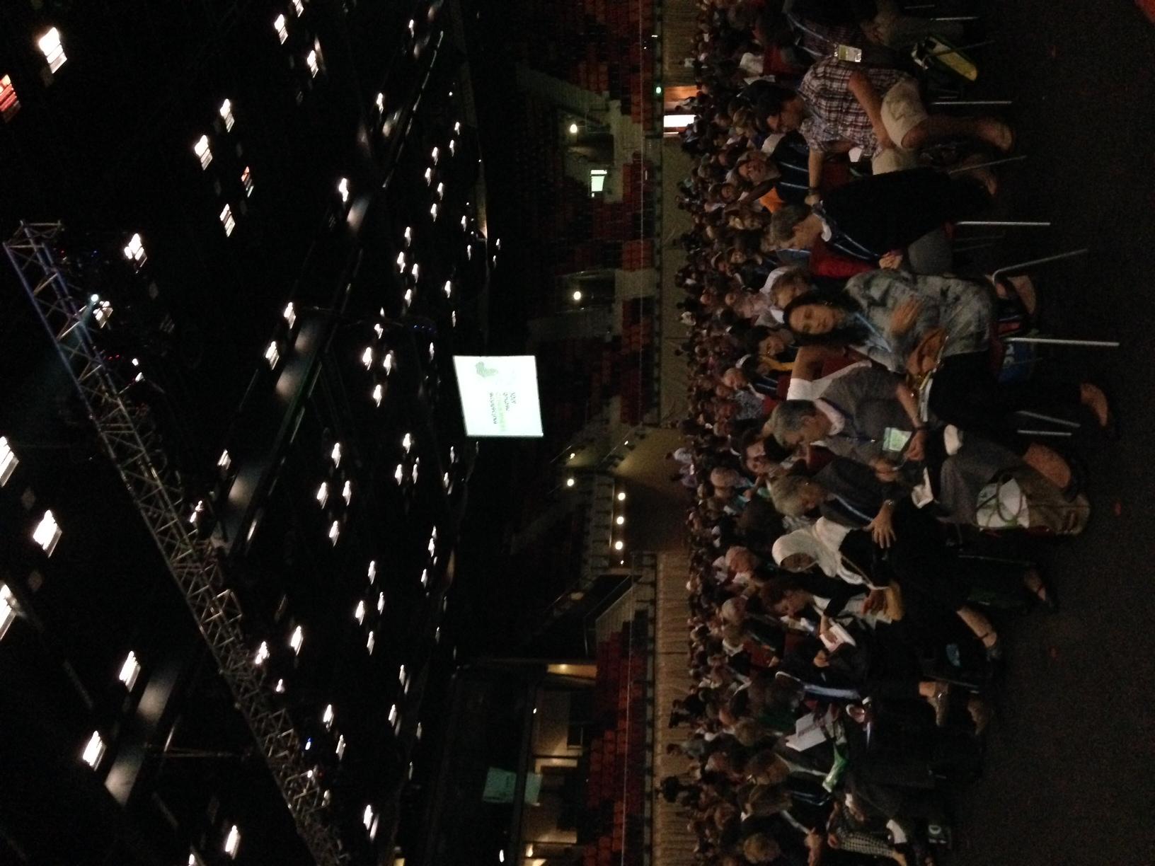 03.08.2014 -Kongre açılış oturumu