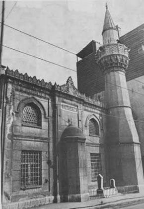 Mimar Kemalettin, Kamer Hatun Camii, İstanbul 1911