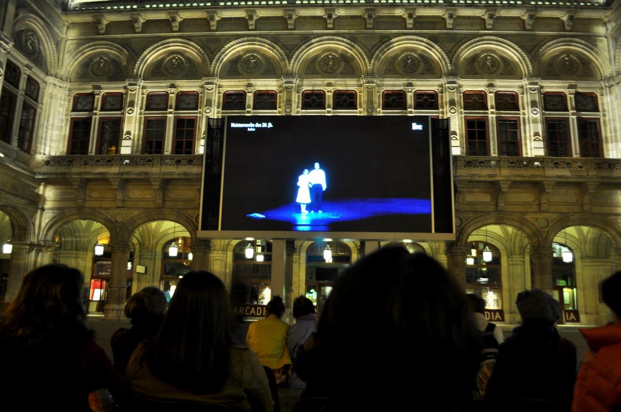 @ Oper am Platz-  Meydanda Opera