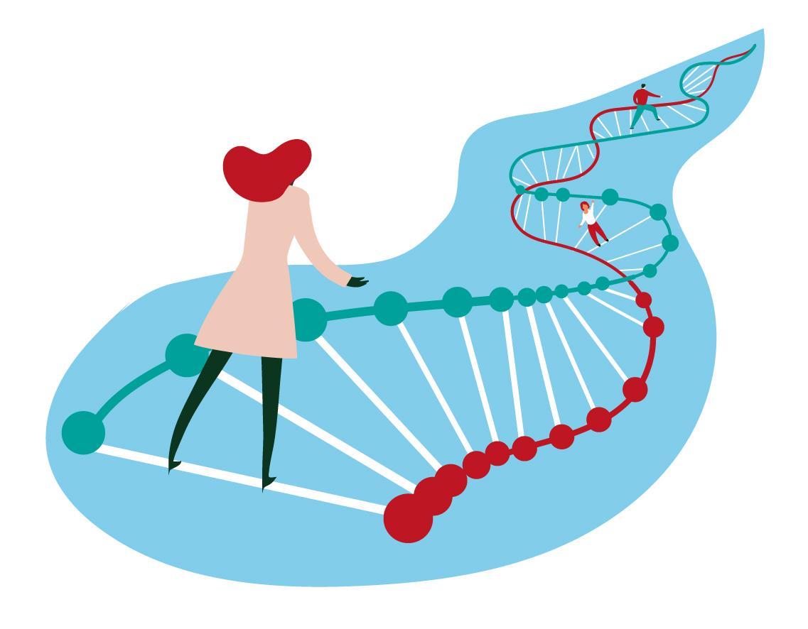 Nos gênes et le stress