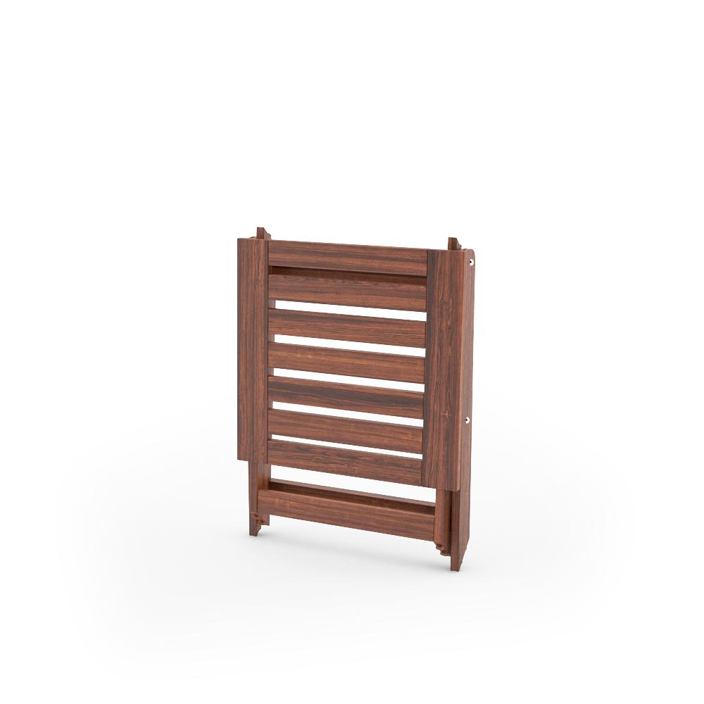 IKEA APPLARO STOOL FOLDABLE FOLDED