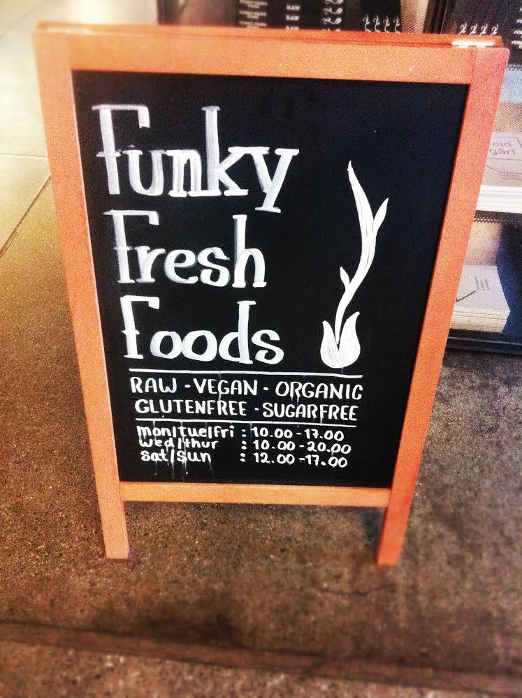 Funky Fresh Foods på DogA.